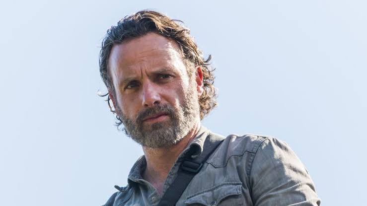 Andrew Lincoln British Actor