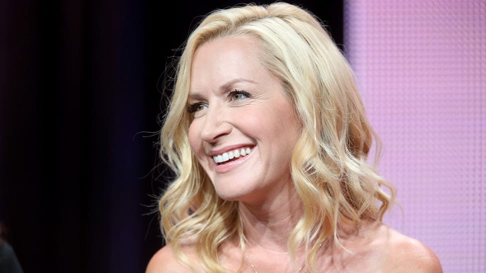 Angela Kinsey facts