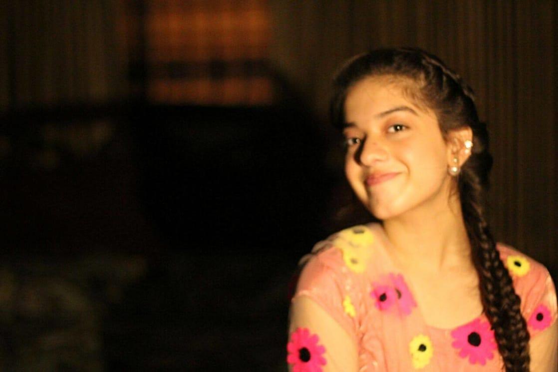 Arisha Razi Eye