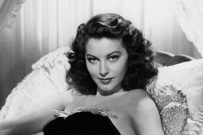 Ava Gardner American Actress and Singer