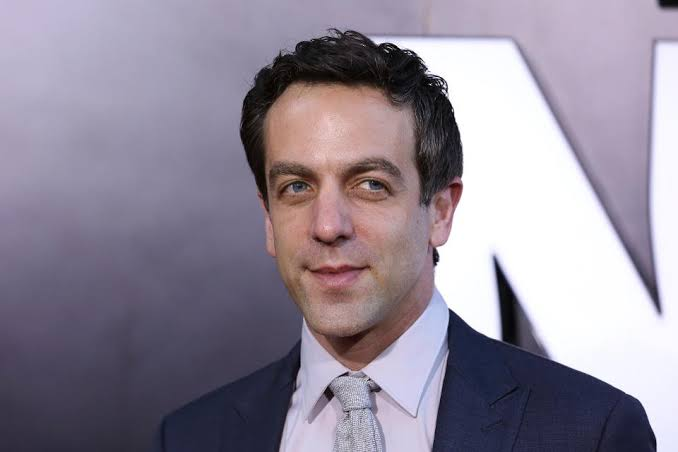 B. J. Novak American Actor, Writer, Comedian, Director
