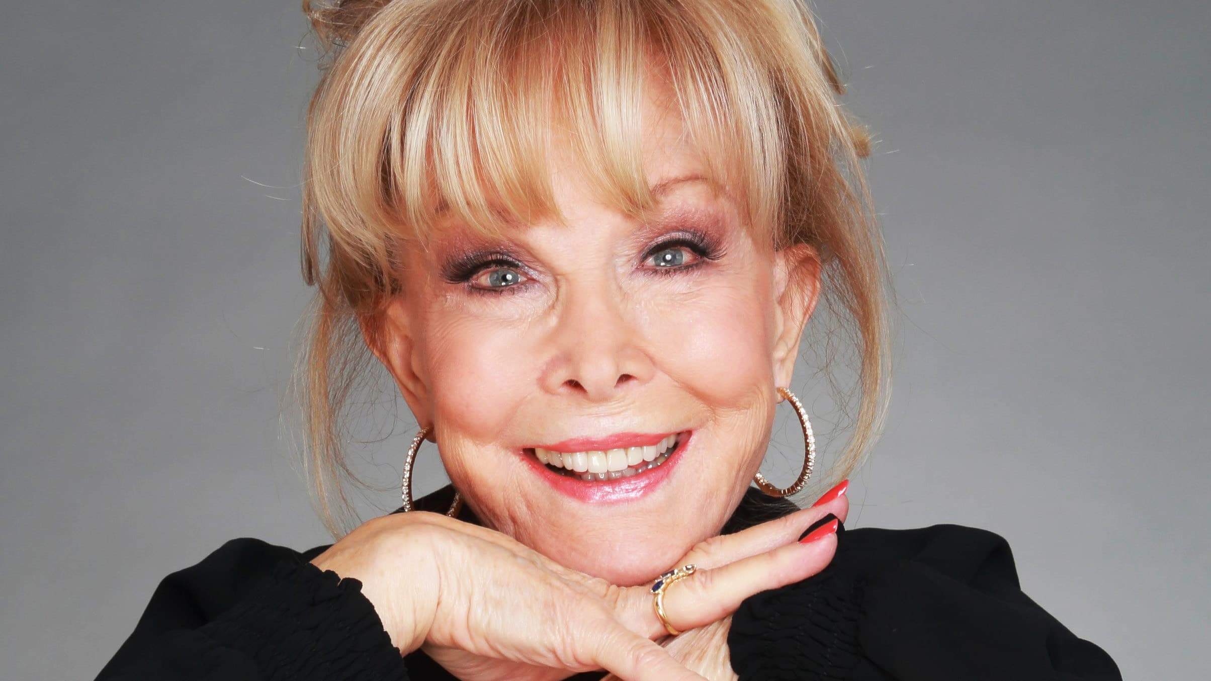 Barbara Eden American Film, Stage, TV Actress and Singer