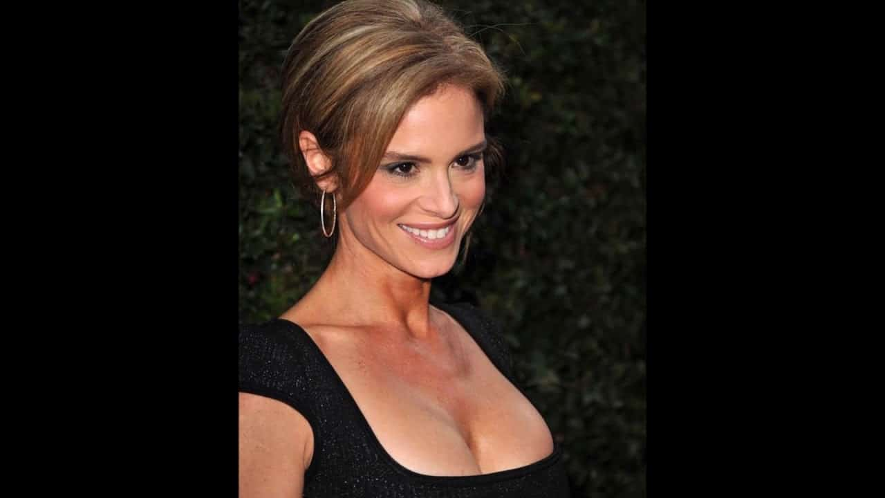 Betsy Russell American Actress, Producer