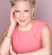 Bette Midler Singer, Songwriter, Actress, Comedian and Film producer