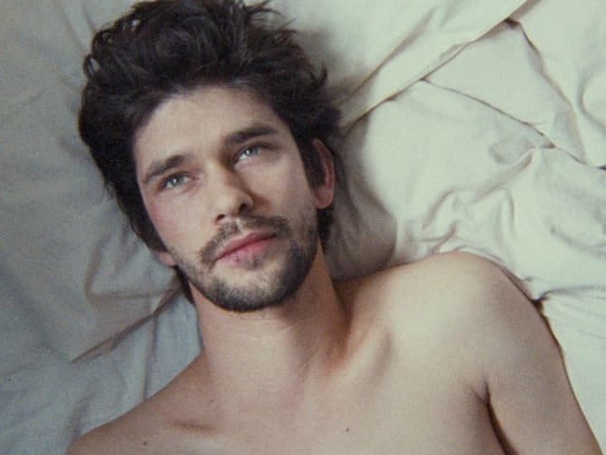 Ben Whishaw British Actor