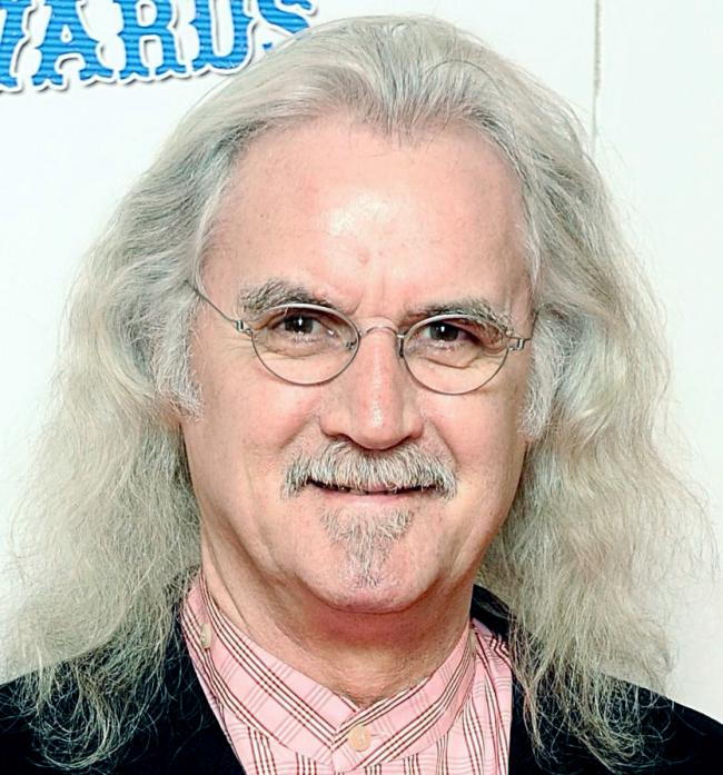 Billy Connolly Scottish Actor, Comedian, Presenter, Musician, Artist