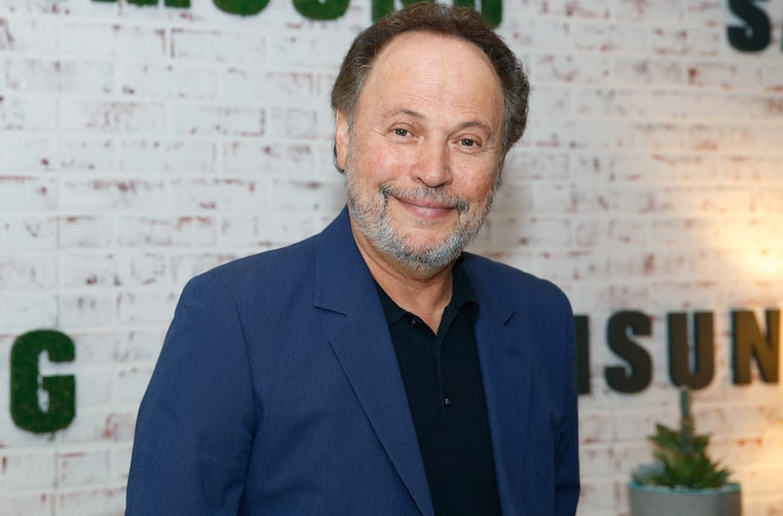 Billy Crystal American Actor, Comedian, Writer, Producer, Director, Television Host