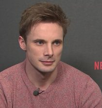 Bradley James Actor