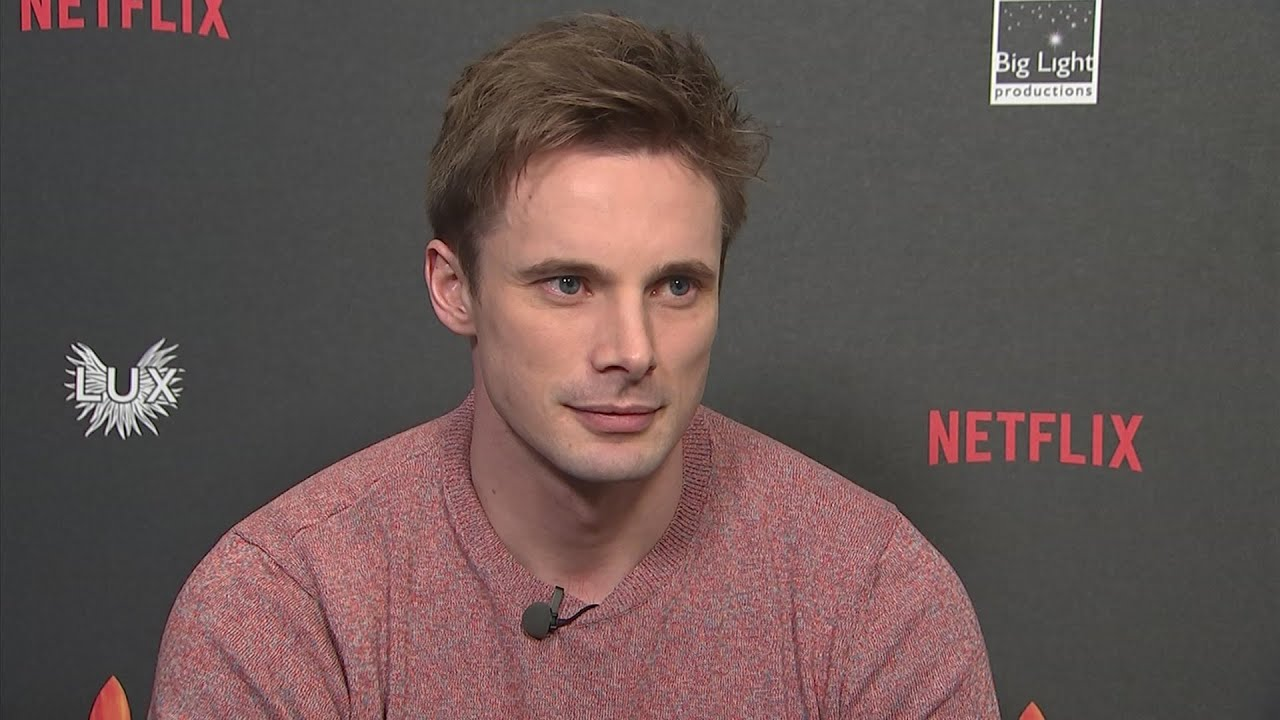 Bradley James British Actor
