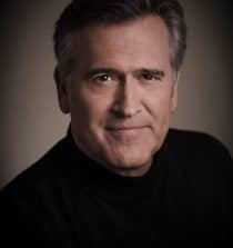 Bruce Campbell Television Actor, Film Director, Film Producer, Screenwriter, Video Game Artist, Voice Artist