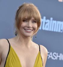 Bryce Dallas Howard Actress, Producer, Director, Screenwriter