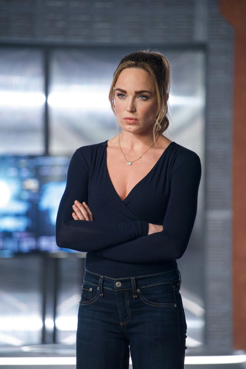 Caity Lotz American Actress, Singer, Dancer, Model