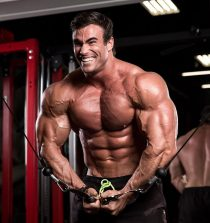 Calum Von Moger Bodybuilder, Model