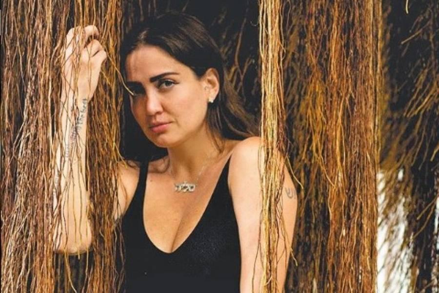 Celia Lora Mexican Model