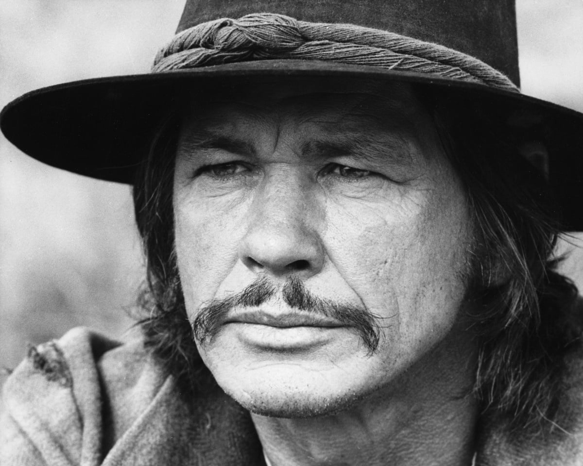 Charles Bronson Lithuanian, American Actor