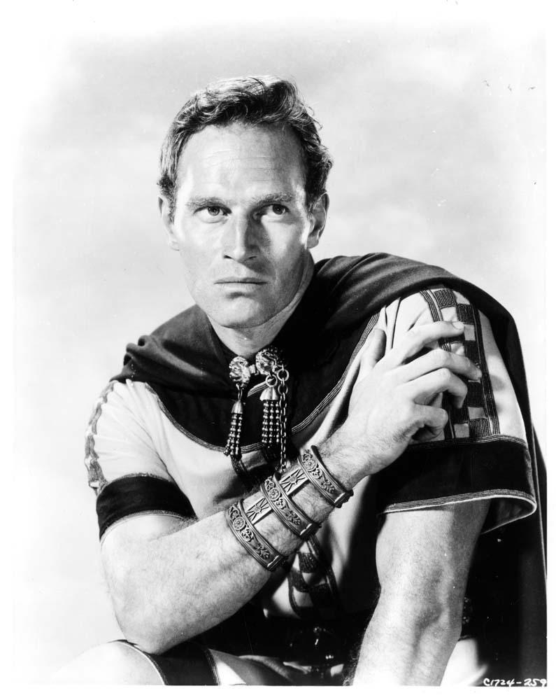 Charlton Heston American Actor, Director
