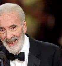 Christopher Lee Actor, Singer, Author