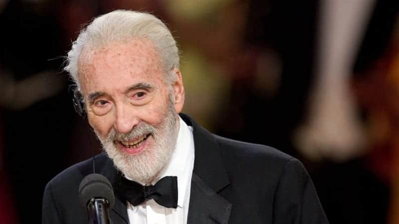 Christopher Lee - Biography, Height & Life Story | Super Stars Bio