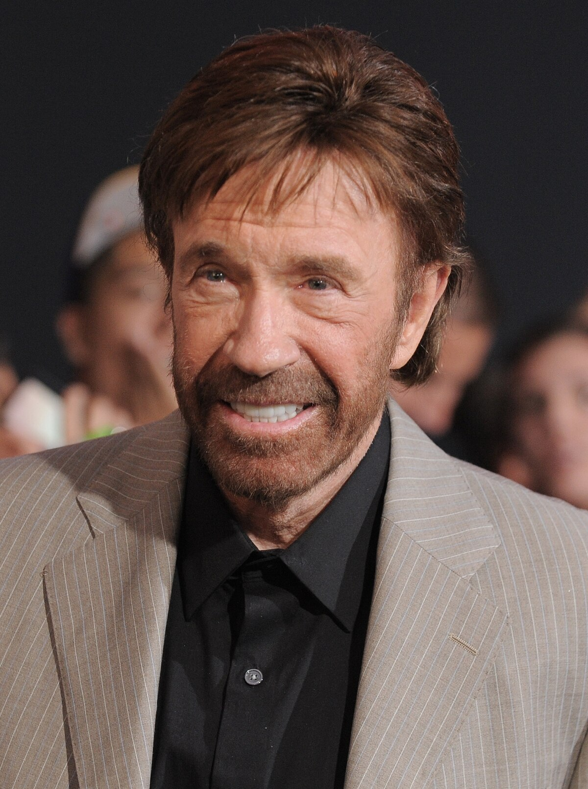 Chuck Norris American Actor, Author, Producer, Screenwriter