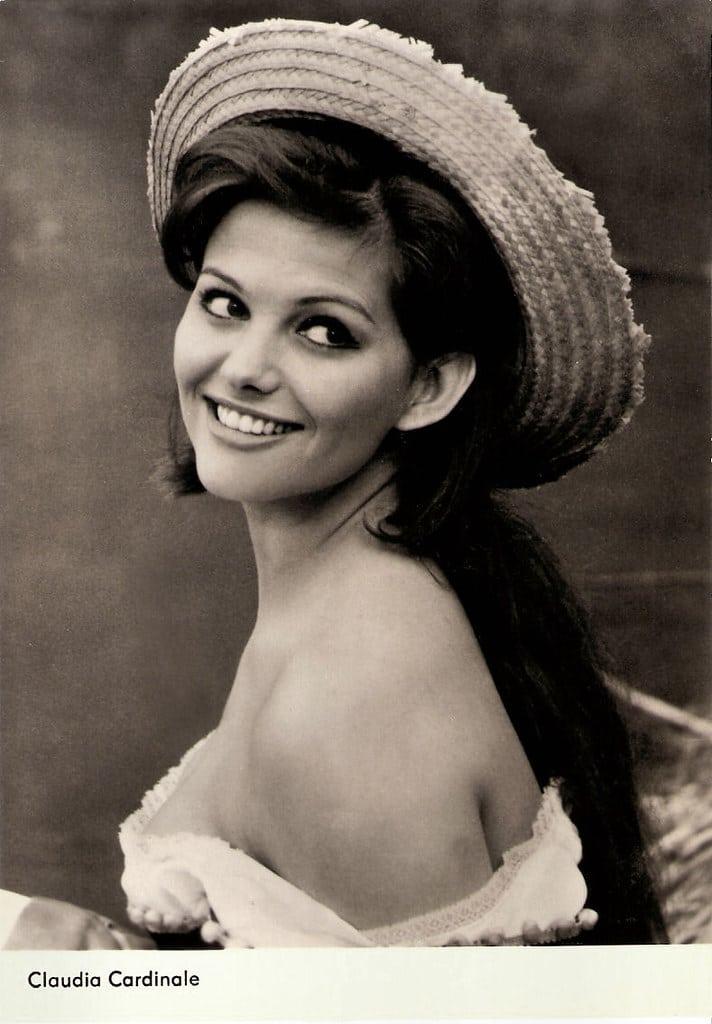 Claudia Cardinale Italian Actress, Model