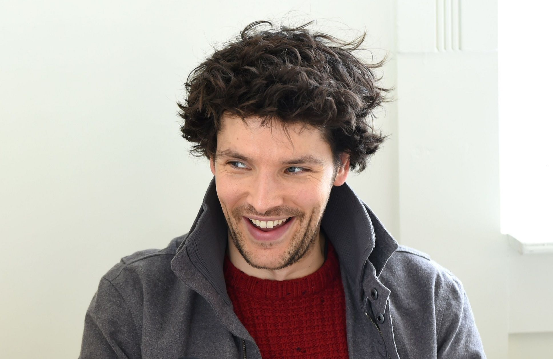 Colin Morgan Northern Irish, British Actor