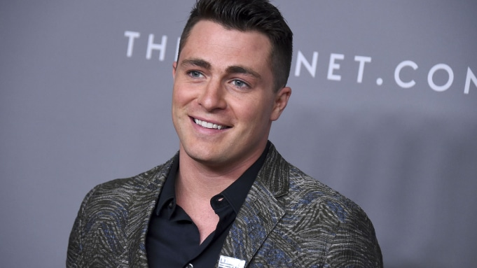 Colton Haynes American Actor and Model