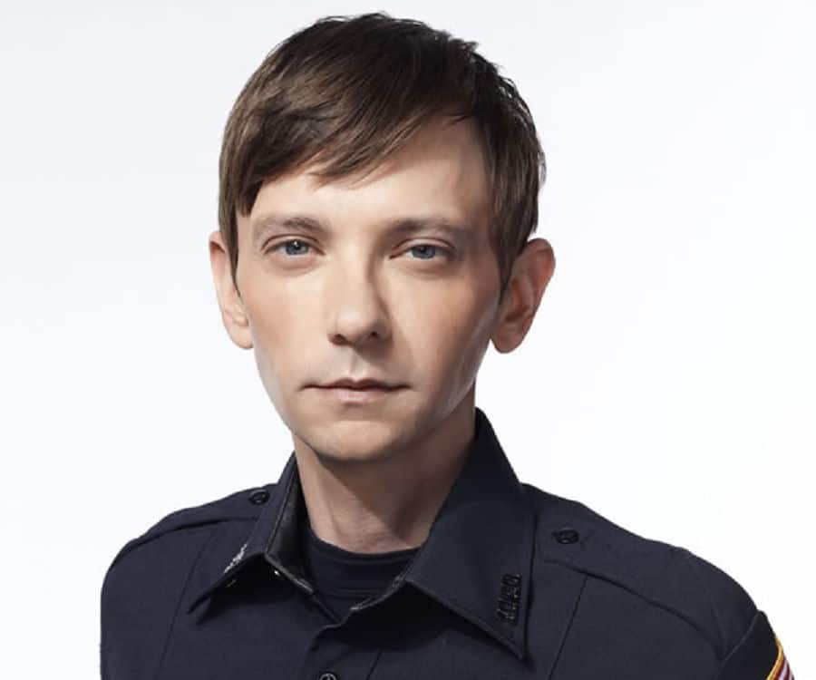 DJ Qualls American Actor, Producer, Model