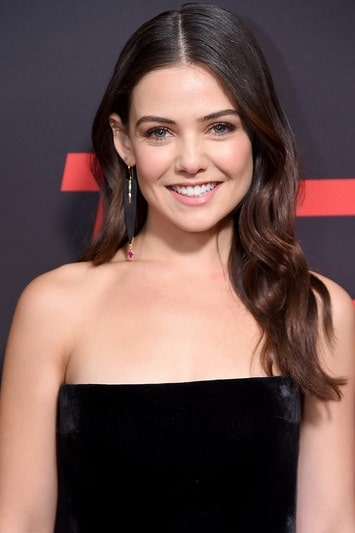 Danielle Campbell American Actress