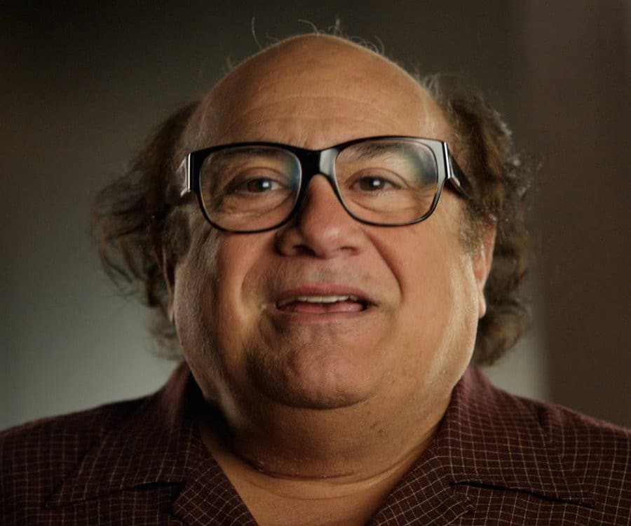 Danny DeVito American Actor, Director, Producer, Filmmaker