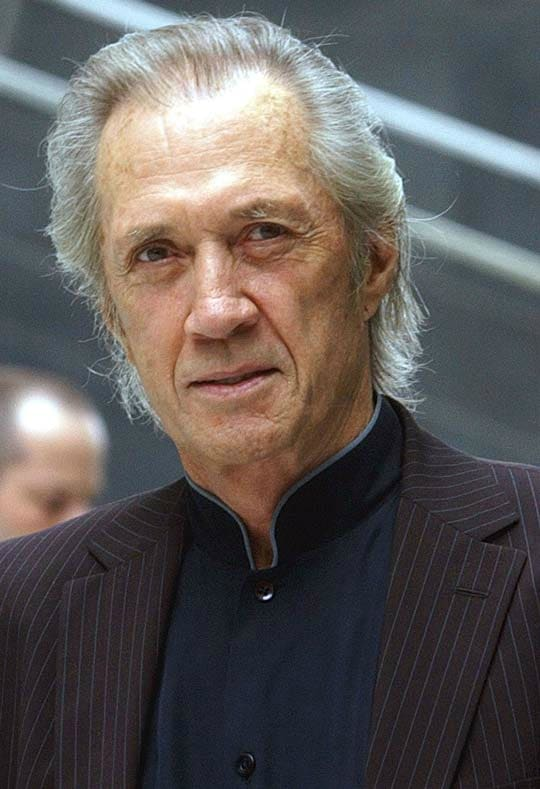 David Carradine American Actor, Martial Artist