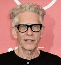 David Cronenberg Filmmaker, Writer and Actor