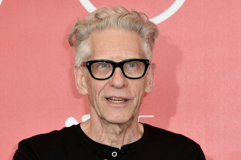 David Cronenberg name