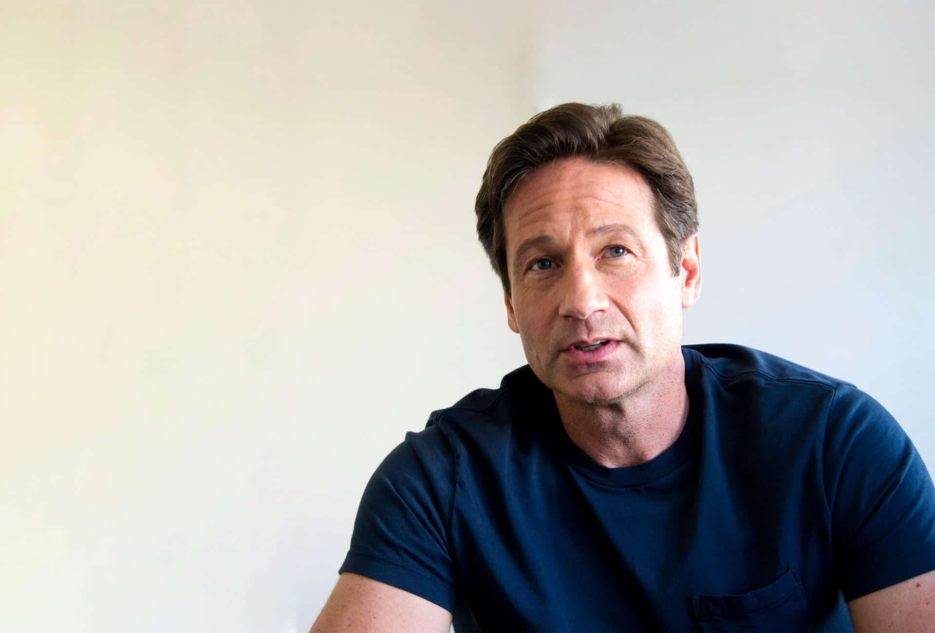 David Duchovny spouse