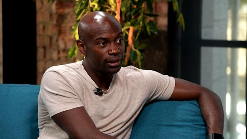 David Gyasi British Actor, Producer