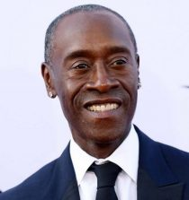 Don Cheadle Actor, Author, Screenwriter, Director, Producer