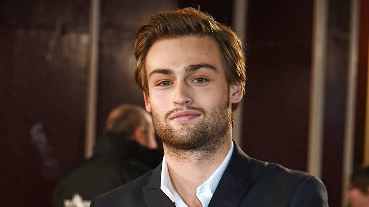 Douglas Booth British Actor