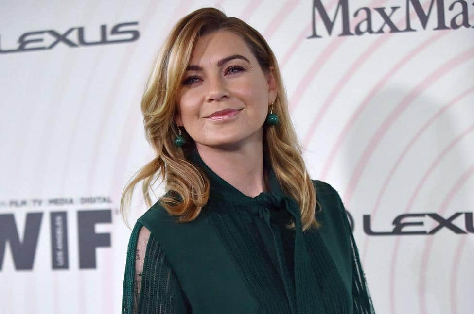 Ellen Pompeo American Actress, Director and Producer
