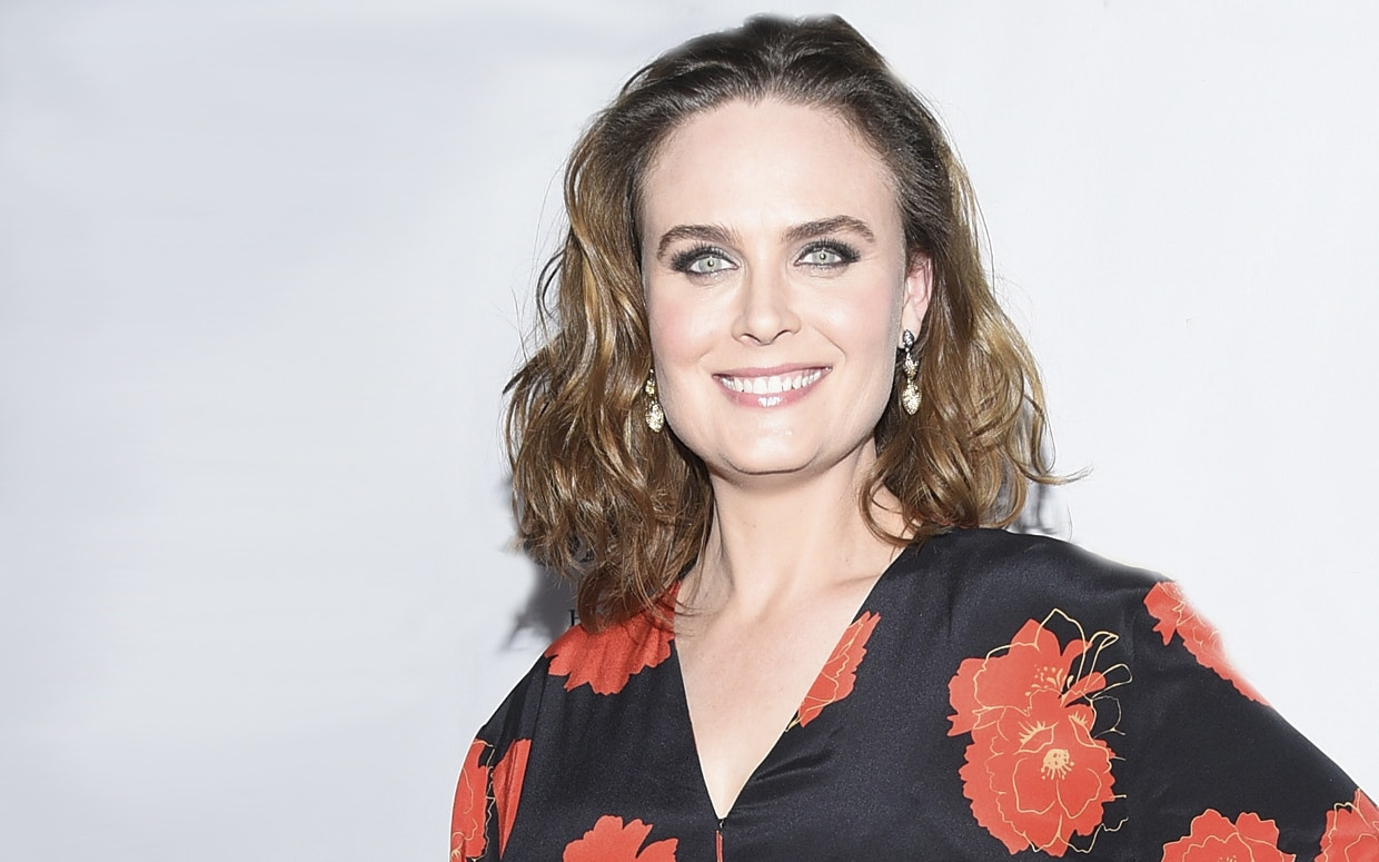 Emily Deschanel American Actress, Director and Producer