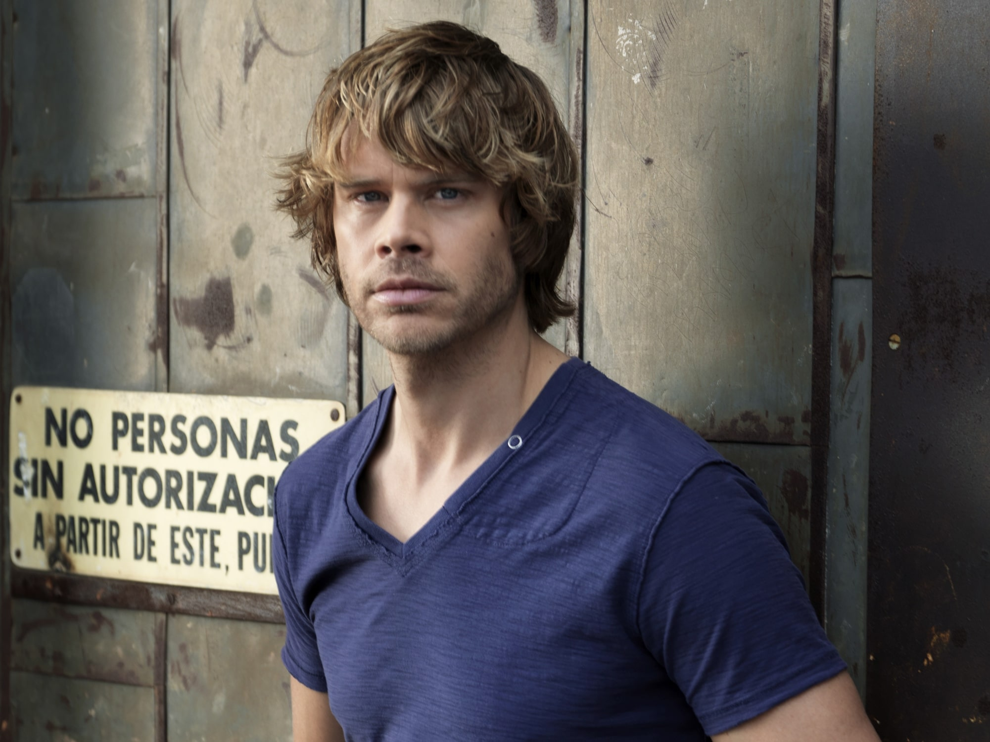 Eric Christian Olsen American Actor and Producer