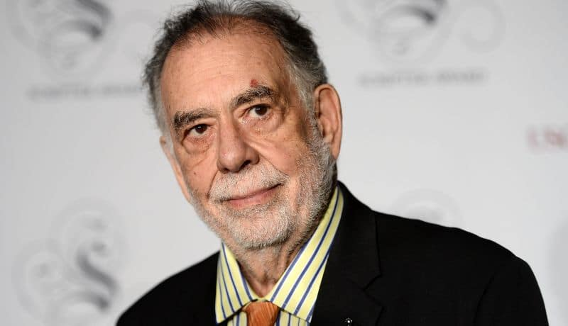 Francis Ford Coppola American Film Director, Producer, Screenwriter, Film Composer and Vintner