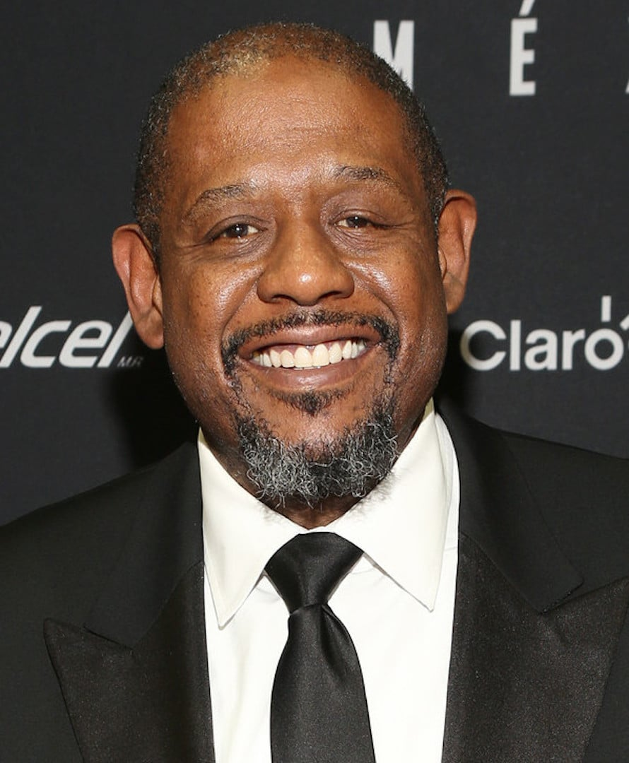 Forest Whitaker American Actor