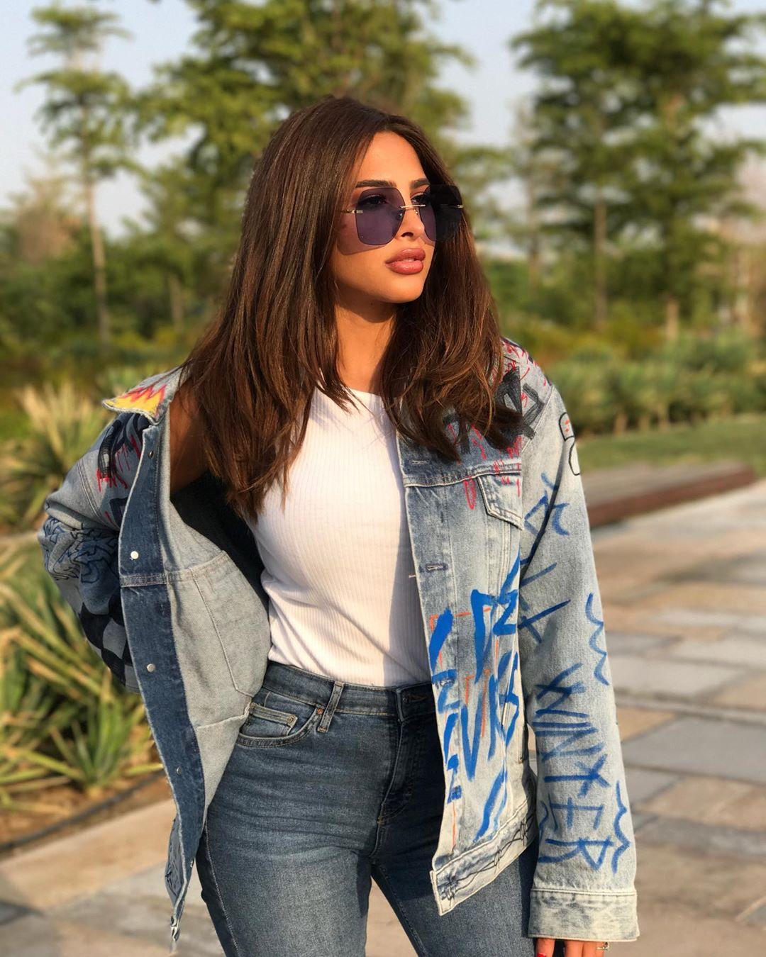 Fouz Alfahad Arabian Actress