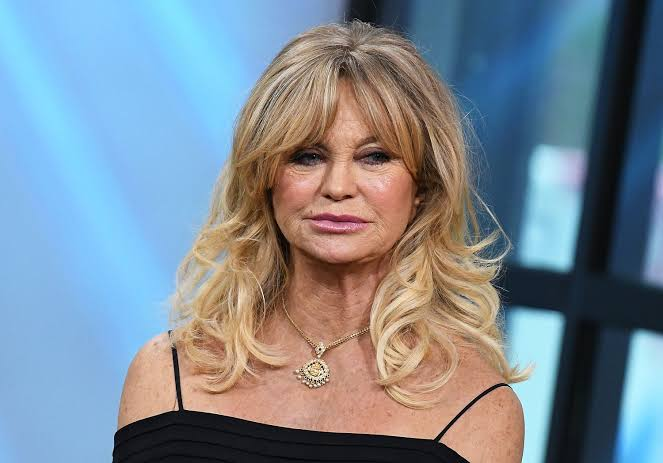 Goldie Hawn American Actress, Producer, Singer