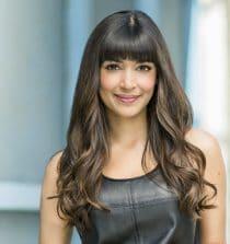 Hannah Simone Actress, Model, Television Hostess, VJ
