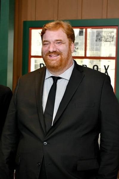 Happy Anderson American Actor