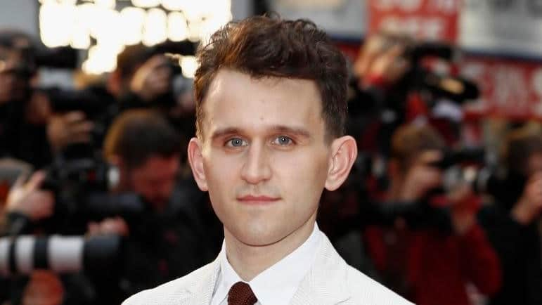 Harry Melling British Actor