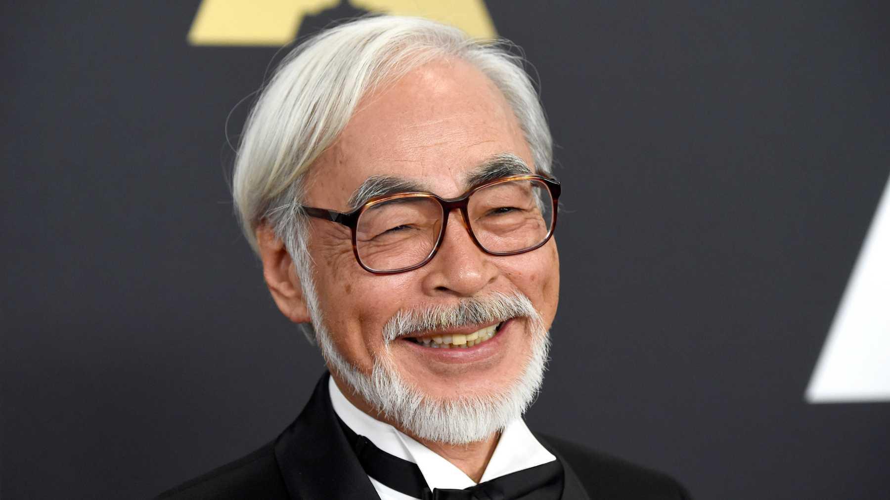 Hayao Miyazaki Japanese Animator, Filmmaker, Screenwriter, Author and Manga Artist