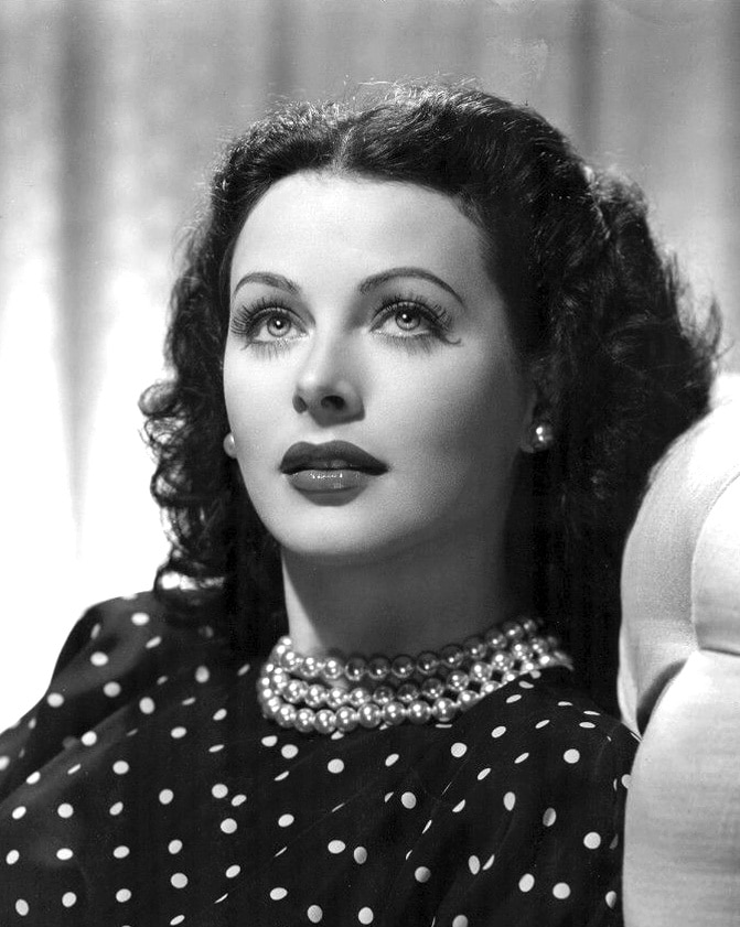 Hedy Lamarr American-Austrian Actress
