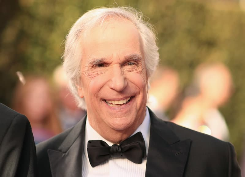 Henry Winkler American Actor, Comedian, Director, Producer, Author