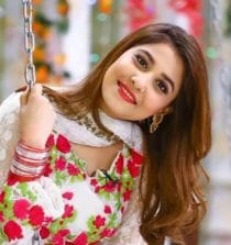 Hina Altaf Actress, Host